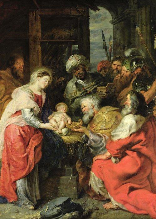 Christ Child Photographs Greeting Cards