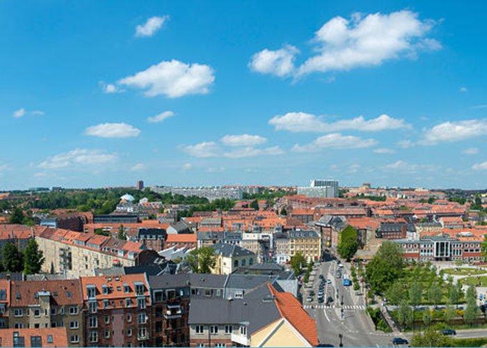 Aarhus Greeting Cards