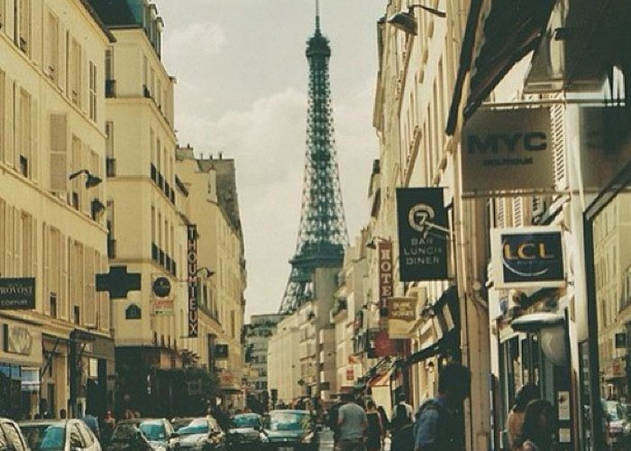 Greeting Card featuring the photograph Ah,paris.. 🇫🇷 by Matheo Montes