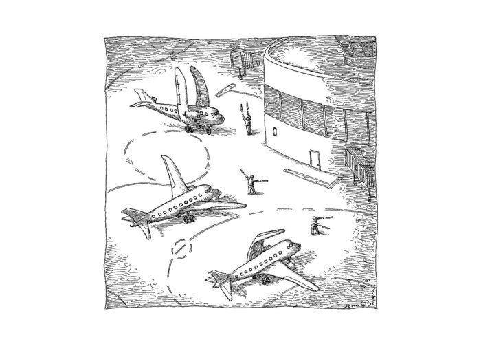 Air Traffic Controllers Greeting Cards