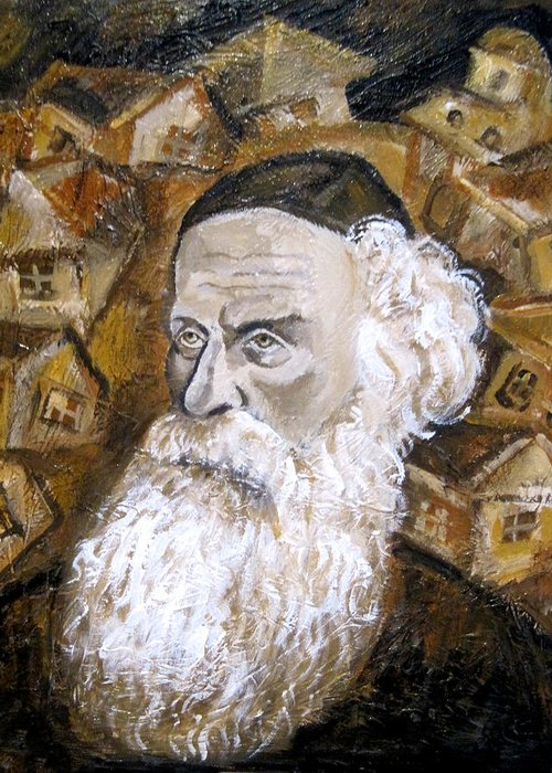 Jewish Music Greeting Cards