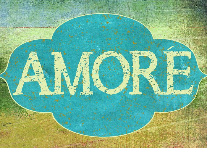 Amore Greeting Cards