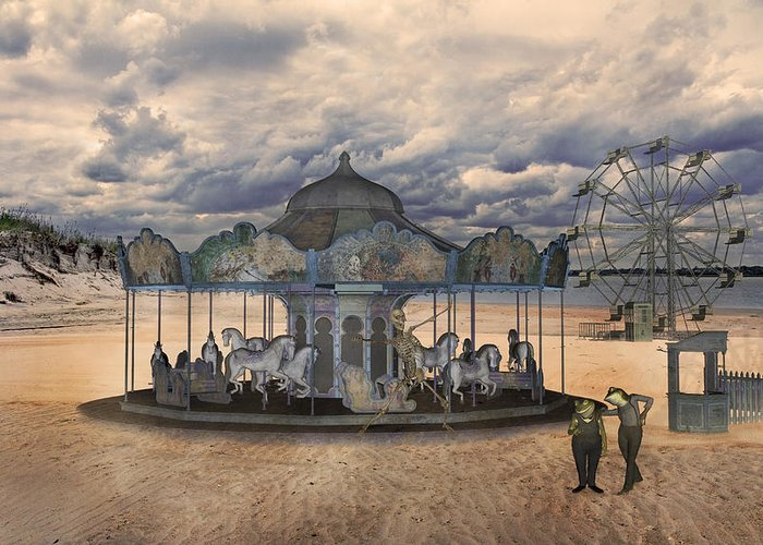 Carousel Stationery