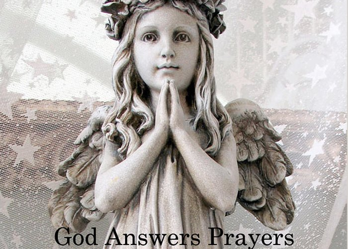 Praying Hands Photographs Greeting Cards