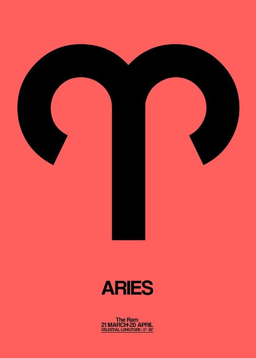 Aries Greeting Cards