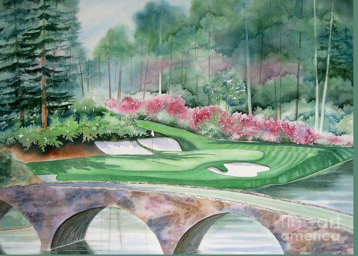 Golfscape Greeting Cards