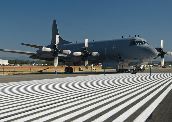 P3 Orion Greeting Cards