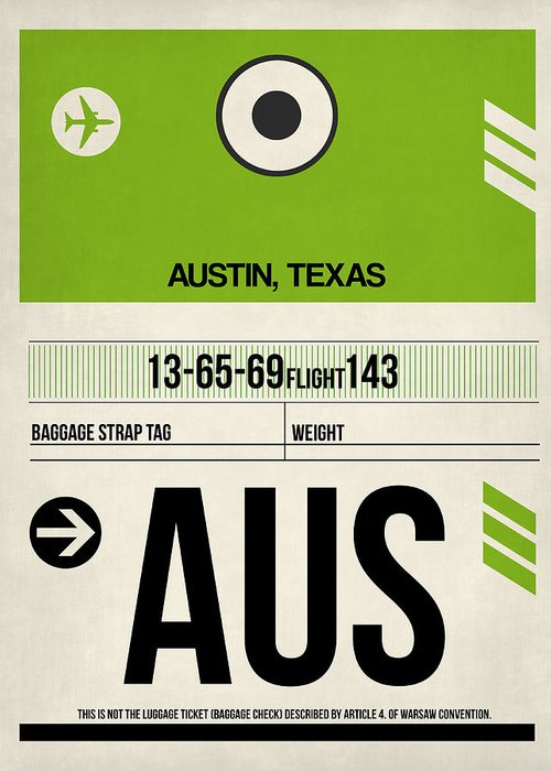 Austin Greeting Cards