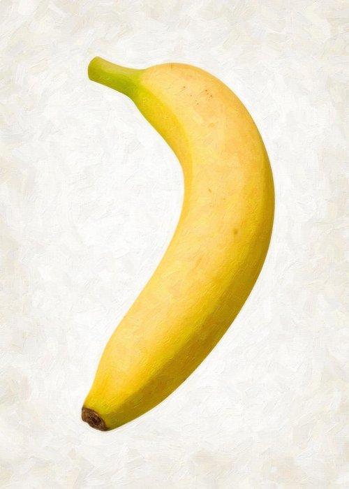 Banana Greeting Cards