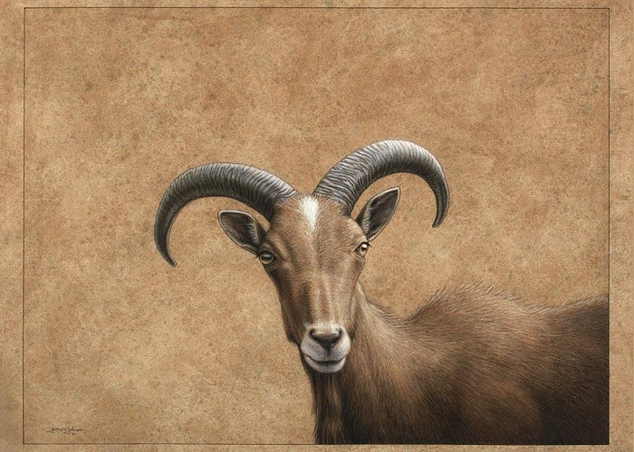 Ram Greeting Cards