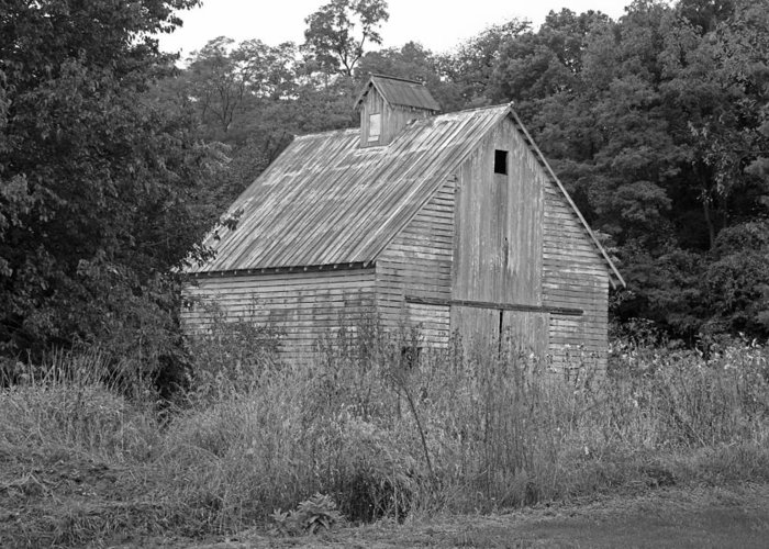 Farm Greeting Card featuring the photograph Barn 1 by William Tegtmeyer