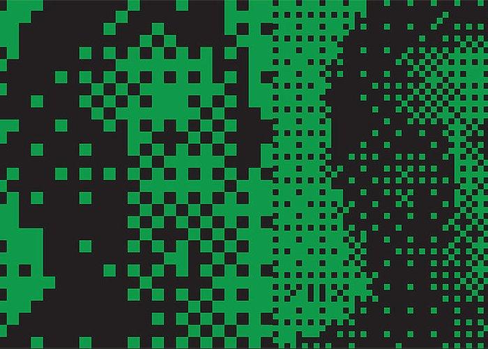 Pop Art Digital Art Greeting Card featuring the digital art Bc008 Tnm by Mark Van den dries