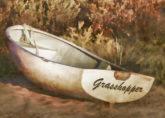 Rowboat Greeting Cards
