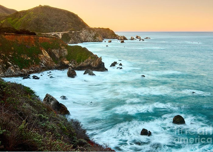 Big Sur Greeting Cards