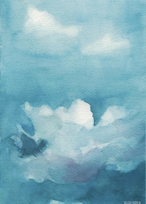 Cloud Greeting Cards