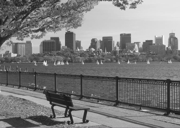 Charles River Greeting Cards