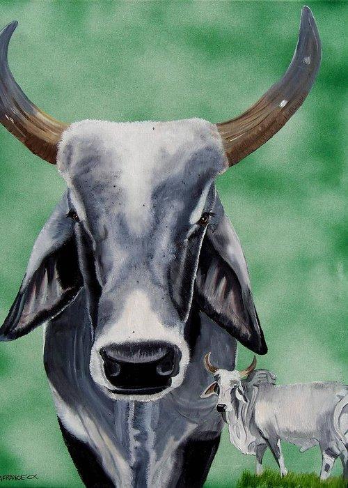 Brahma Bull Art Fine Art America