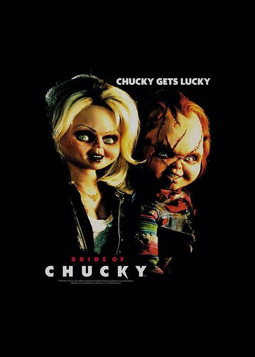 Chucky Greeting Cards