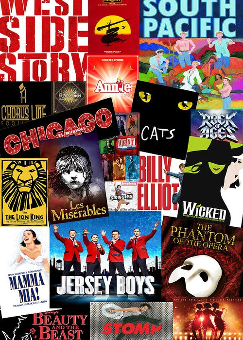 42nd Street Greeting Cards