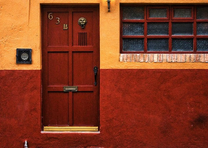 San Miguel De Allende Photographs Greeting Cards