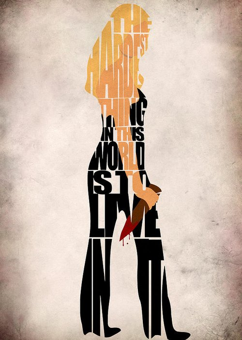 Buffy The Vampire Slayer Greeting Card For Sale By Inspirowl Design