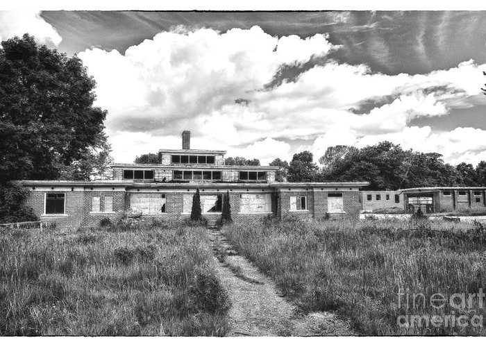 Bowmanville Greeting Card featuring the photograph Camp 30 Number 10 by Steve Nelson