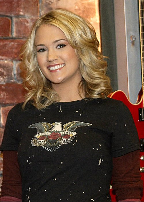 Don Olea Greeting Card featuring the photograph Carrie Underwood by Don Olea