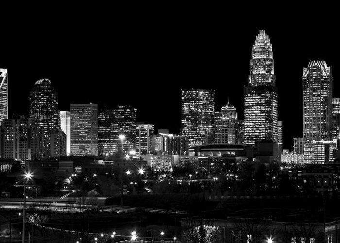 Charlotte Nc Greeting Cards