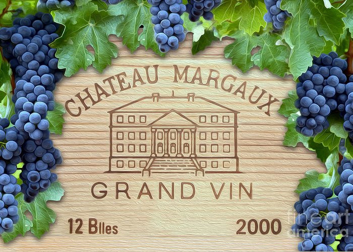 Grand Vin Greeting Cards