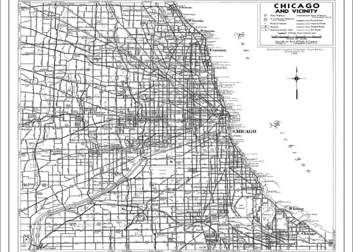 Chicago Street Map White Greeting Card on 1880 chicago map, magnificent mile map, downtown chicago map, chicago walking map, city of chicago map, chicago zip code map, chicago cemetery map, chicago highway map, chicago illinois map, logan park chicago map, south side chicago map, chicago district map, chicago sightseeing map, chicago on a map, 4th ward chicago map, chicago loop map, chicago suburbs map, chicago block map, chicago house number map, chicago harbour map,