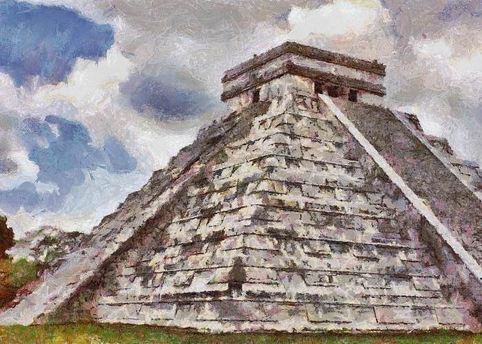 Yucatan Greeting Cards
