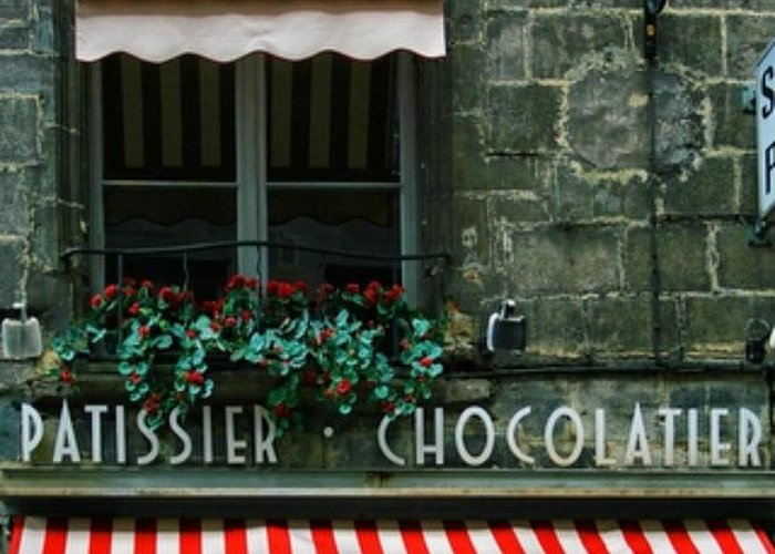 Greeting Card featuring the photograph Chocolatier by Georgia Fowler