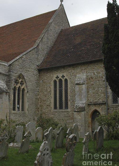 Church Greeting Card featuring the photograph Church by Mara Morris