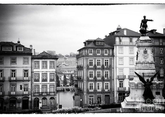 Classic Porto Greeting Card featuring the photograph Classic Porto by John Rizzuto