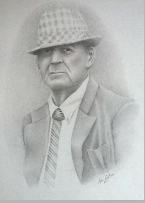 Paul Bryant Drawings Greeting Cards