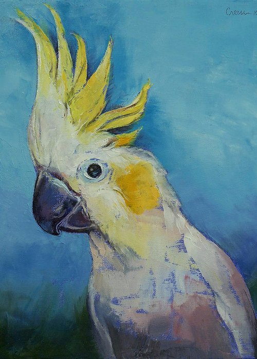 Cockatoo Greeting Cards