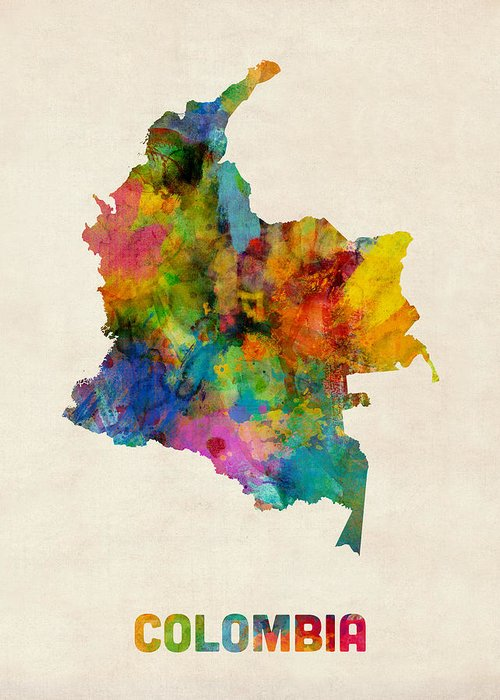 Colombian Greeting Cards
