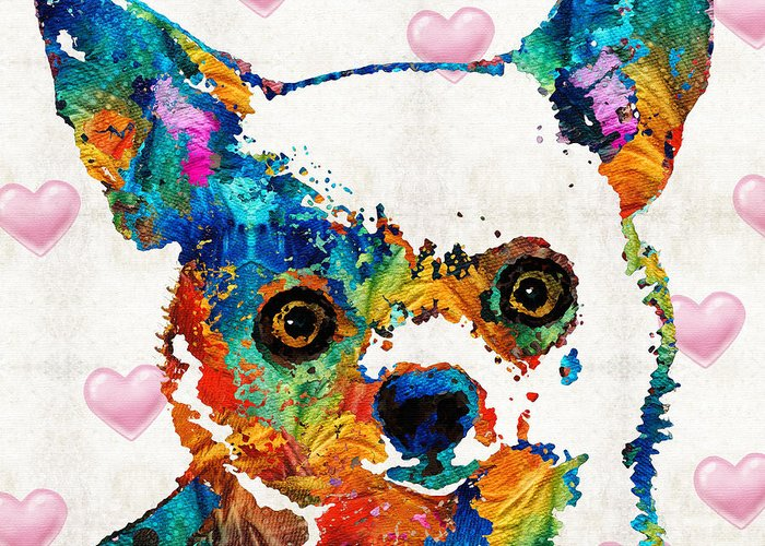 Taco Bell Chihuahua Greeting Cards