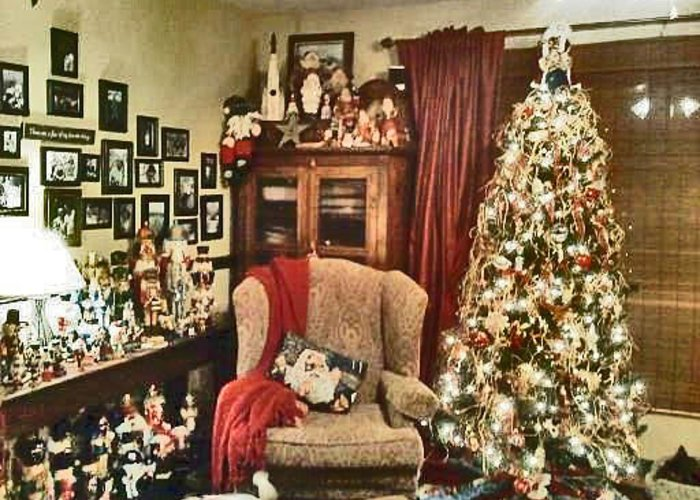 Greeting Card featuring the photograph Country Christmas by Regina McLeroy