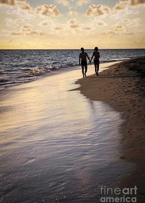 Couples Photographs Greeting Cards