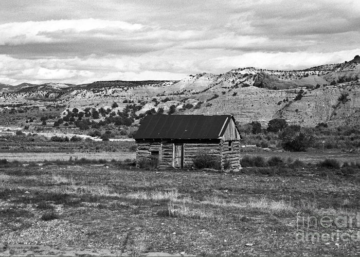 Utah Greeting Card featuring the photograph Courage by Kathy McClure