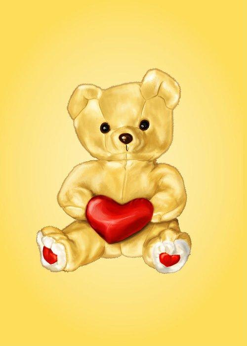 Teddy Bears Greeting Cards