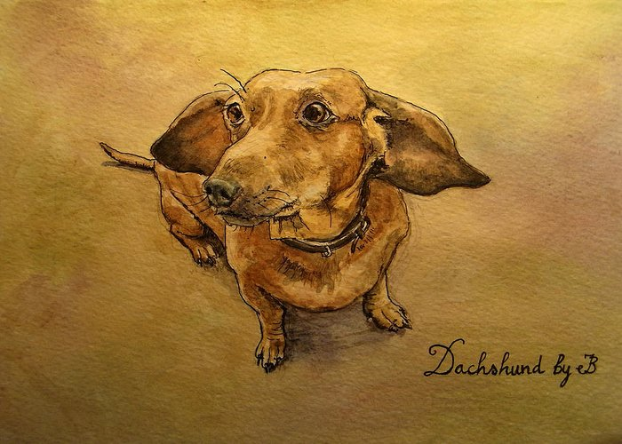 Watercolor Pet Portraits Greeting Cards