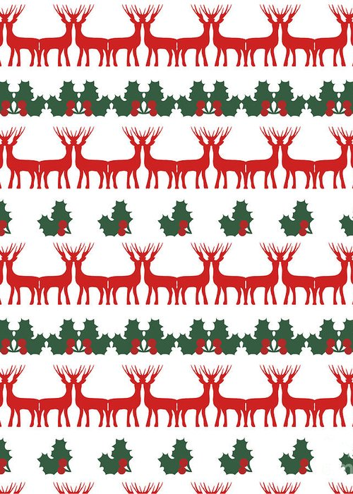 Reindeer Greeting Cards