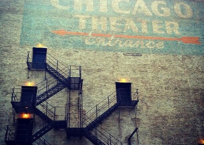 Chicago Greeting Card featuring the photograph Discovering Ghosts In Back Alleyways by Jill Tuinier
