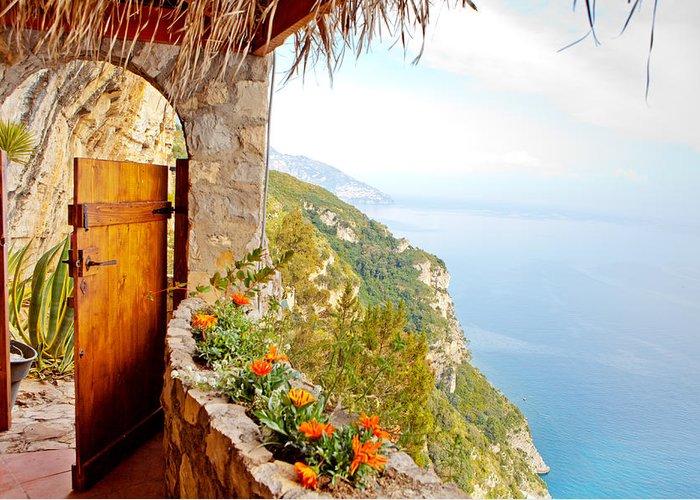 Mediterranean Landscape Photographs Greeting Cards