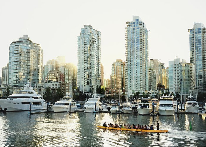 False Creek Greeting Cards