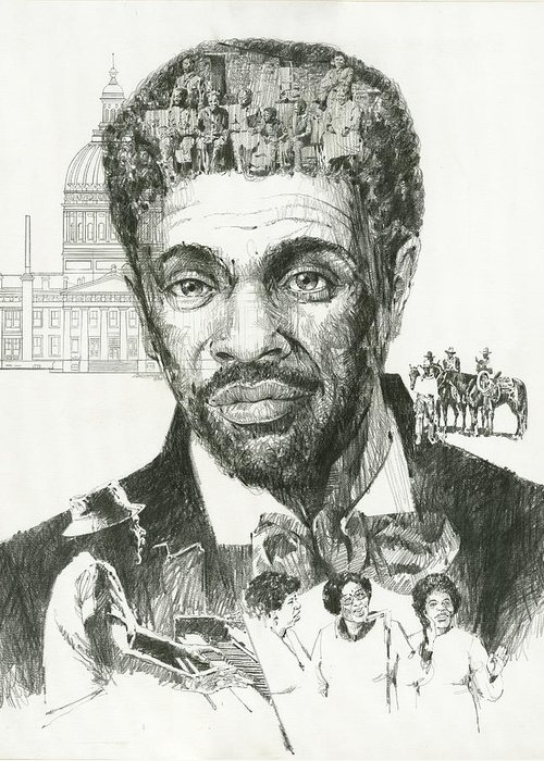 Freed Slaves Greeting Cards
