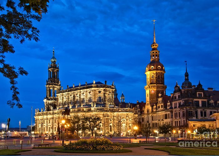 Dresden Greeting Cards