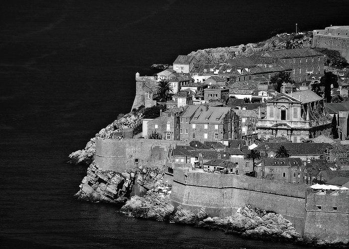 Dubrovnik Greeting Card featuring the photograph Dubrovnik by Mario Celzner